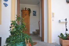Eingang Haus Gaifweg 1